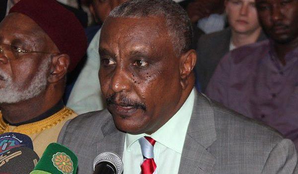 Sudan opposition members deported.