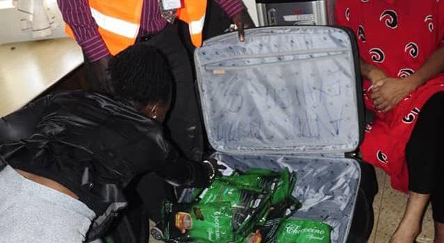 Uganda Police arrests a Dutch national possessing Narcotic Drugs.