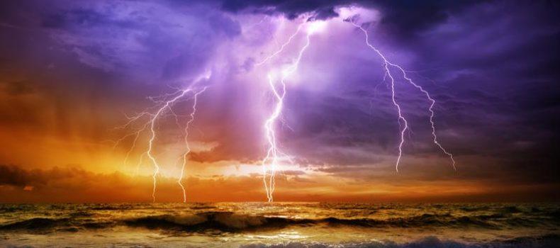 Two people struck by lightning in Kigezi Sub region.