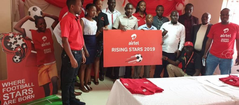 Airtel Uganda,FUFA launch Airtel Rising Stars 2019 (U-17).