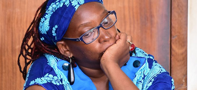 High court sets Wednesday 31 to rule on Dr. Stella Nyanzi's trial by Magistrate Gladys Kamasanyu.