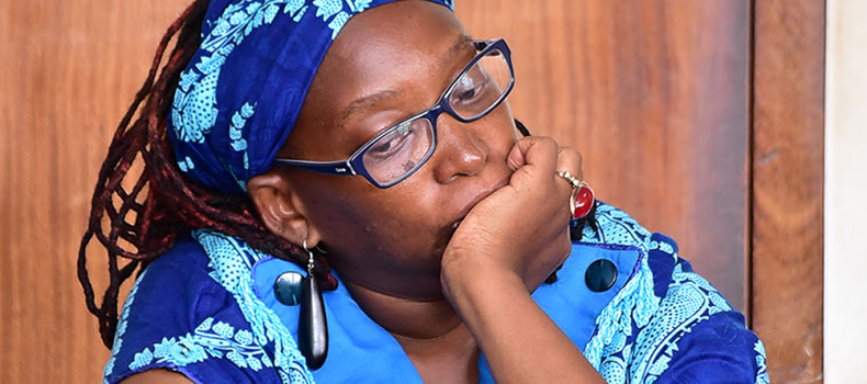 Dr Stella Nyanzi's case fixed for judgment