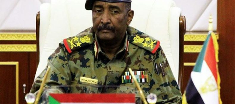Sudan military rulers foil a coup attempt