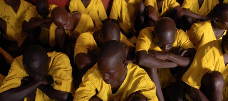 Prisoner arrested after escaped from Nyabuhikye Government Prison.