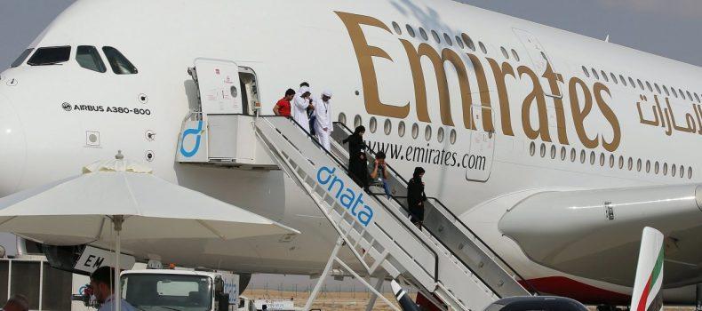 Emirates Airline increases flights Entebbe flights