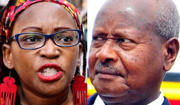 Stella Nyanzi sent back to Luzira Prison till next Month.