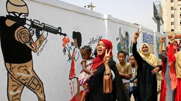 Sudan Army seals power-sharing deal with civilians.