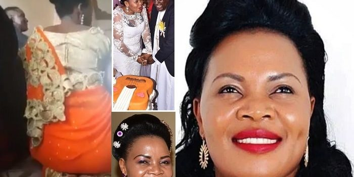 Pregnant Judith Babirye dumped,Hubby returns to EX.