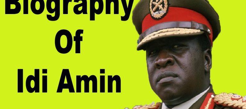 16 years ago: Idi Amin Dies  - Western Uganda's Biggest radio