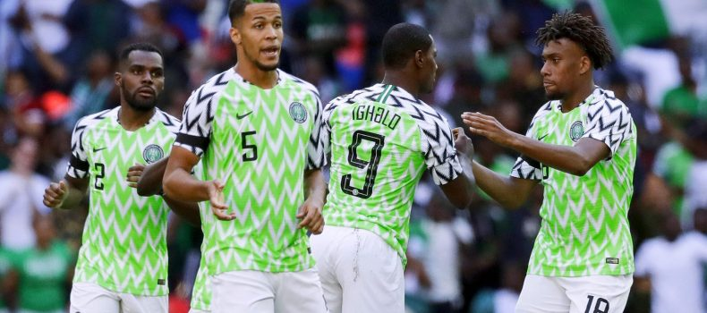 Nigeria to start AFCON 2021 preparations with a friendly against Ukraine