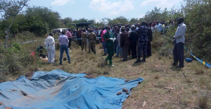 Two Arrested for kidnap and murder in Kiruhura district.