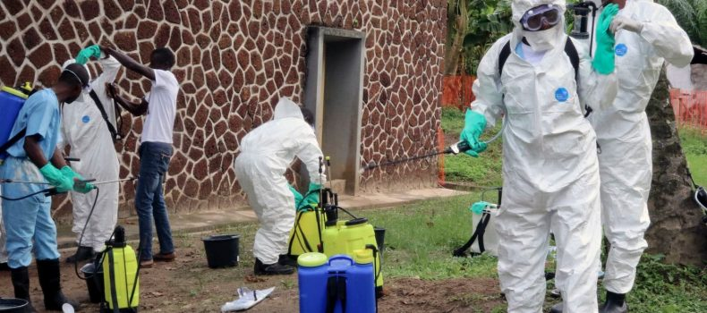 One Ebola case confirmed in Kasese District