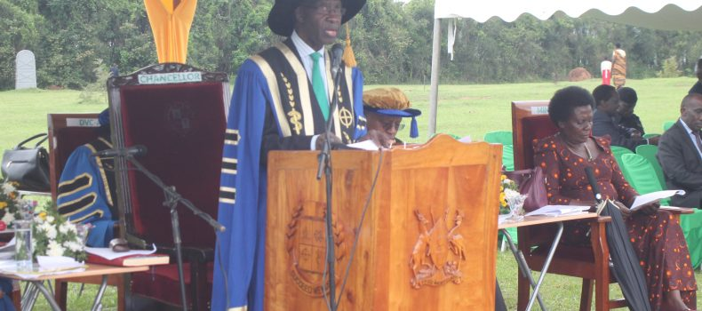 Mbarara University of Science and Technology Vice Chancellor,other officials sued over his 'illegal' reappointment.
