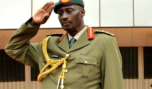 Exactly Four years since General Aronda Nyakairima died.