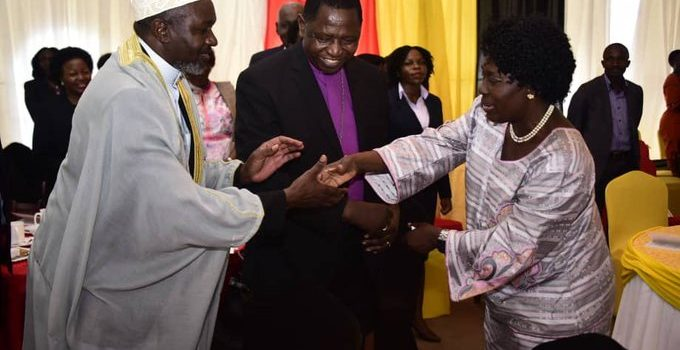 Parliament Organizes thanksgiving prayers for Speaker Kadaga ahead of 64th Commonwealth Parliamentary Conference.