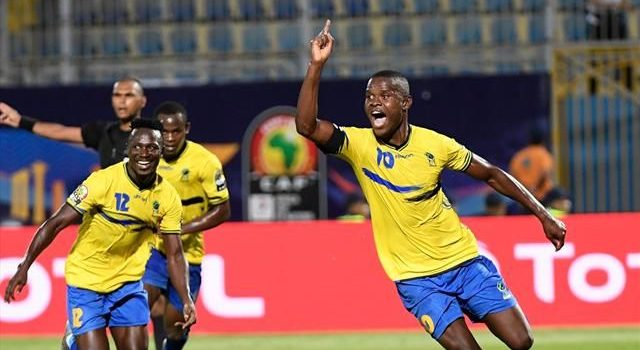 Samatta on target as Tanzania advance to 2022 World Cup group phase