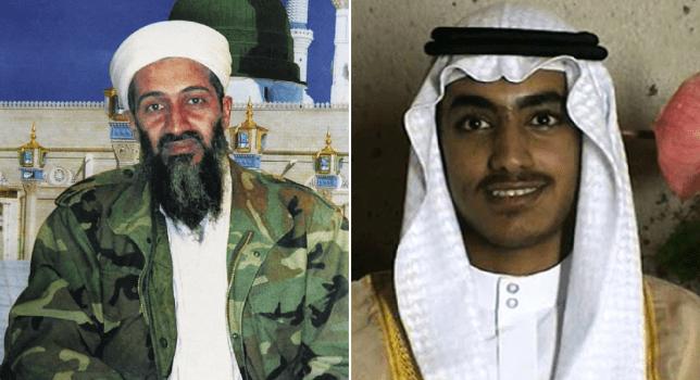 President Trump confirms the killing of Osama bin Laden's son Hamza in US counterterrorism operation.