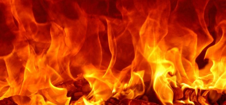 Fire guts the administration block of Rugarama School of Nursing and Midwifery in Kabale Municipality.