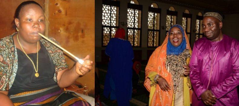 Famous traditional healer Mama Fina Chucked.