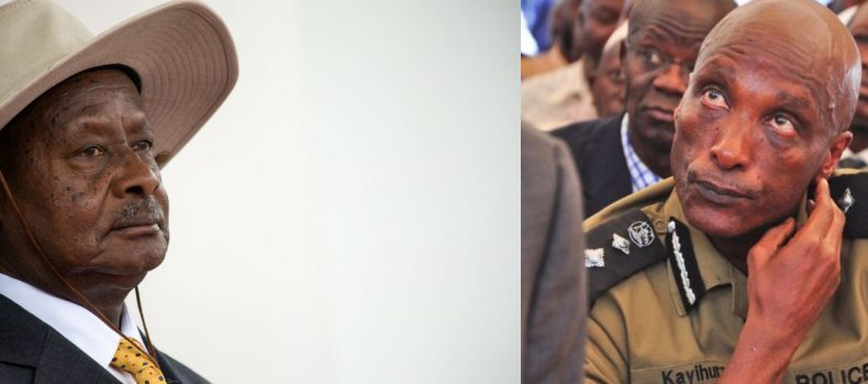 Kale Kayihura investing in the US would be Treasonous – President Museveni.