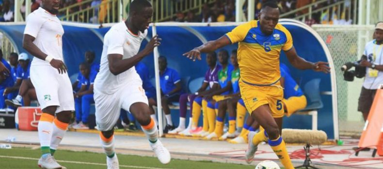 Rwanda start road to 2022 World Cup with an away win