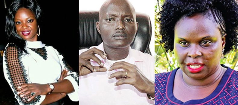 Pastor Bugingo Spends Shs800,000 per week on his former wife Teddy and 4 children.