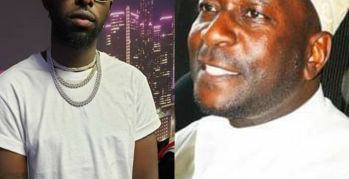 Furious Kenzo asks Muzaata to apologize or he won't perform in Uganda again