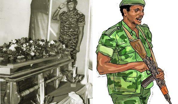 HISTORY: Fred Rwigyema invades Rwanda,Shot dead a day later.