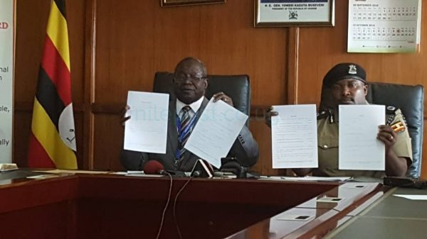 UNEB warns about the existence of fake examination papers on the market