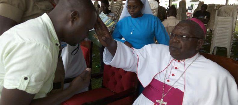 Pray AGAINST Corruption – Mbarara Archbishop.