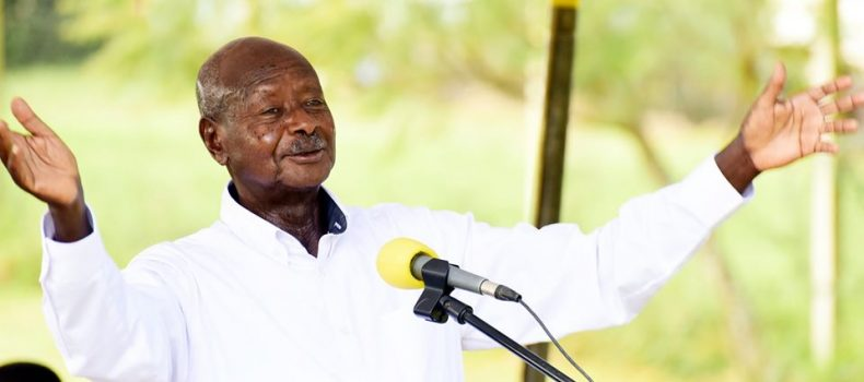 Uganda is not Poor – President Museveni.