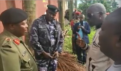 Generals are Generals – Speaker Kadaga on Gen Tumwine-Angina confrontation.