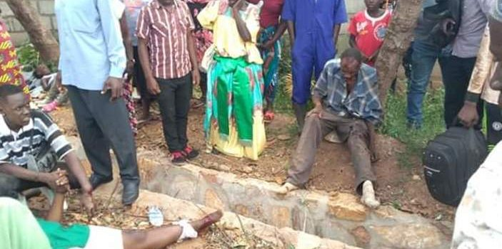 Two Killed, Seven injured in Mityana Road accident central Uganda.