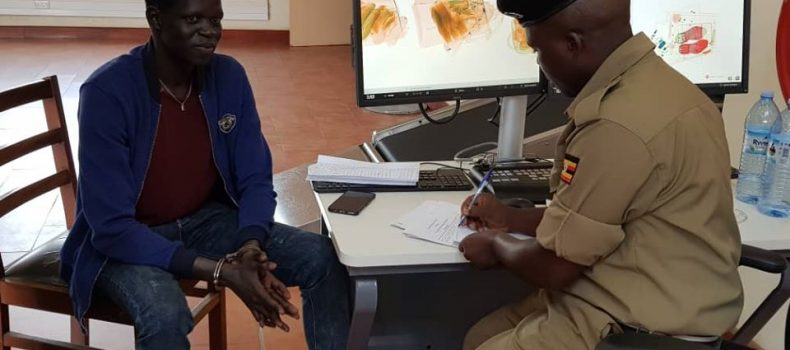 Sudanese Found with Materials For Making Fake Dollars in Uganda.