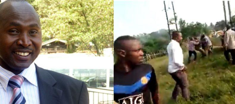 Lwemiyaga County MP Ssekikubo arrested during anti-quarantine protest.