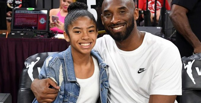 NBA Basketball icon Kobe Bryant,his daughter Gianna,others killed in a helicopter crash.