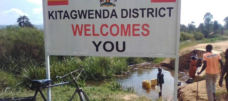 kabujogera town council in kitagwenda to be scraped off.