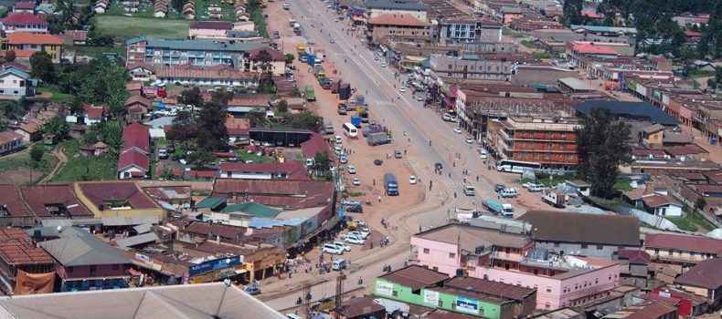 Kabale Municipal Town Clerk,Engineer,Contractor in trouble over Shoddy work.