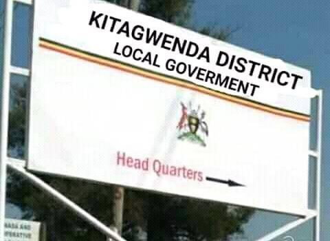 Creation of more three sub counties in Kitagwenda District finally approved.