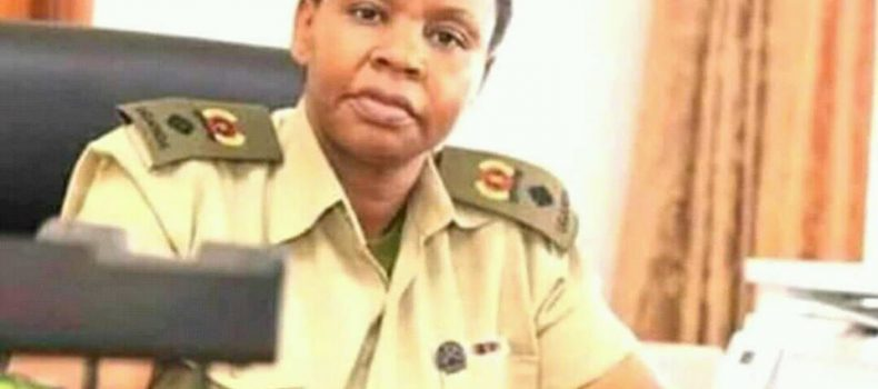 Corruption hinders development in Mitooma district, Kashenshero Town Council vice C/M petitions Lt Col Edith Nakalema Anti-Corruption Unit.