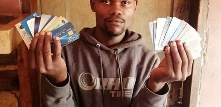 Fraudster who swaps ATM cards arrested in Kampala.