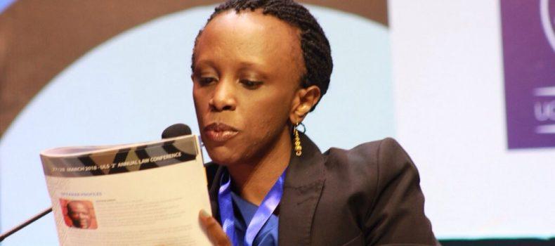 Ruth Sebatindira replaces Twebaze as new UTL administrator