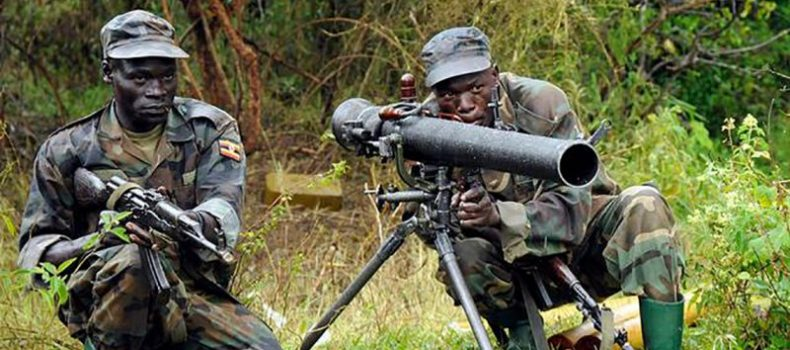 Suspected Rebels invade Ibanda district.
