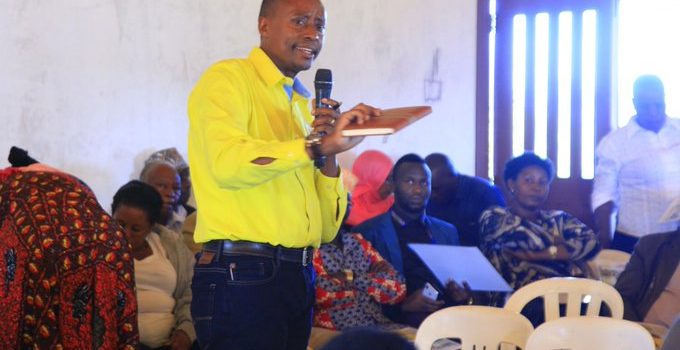 Implement NRM Principles to eradicate poverty – NRM CEC member H.E Robert Rukaari.