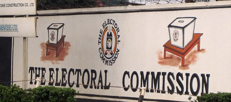 Electoral Commission (EC) warns Politicians especially the Presidential hopeful.