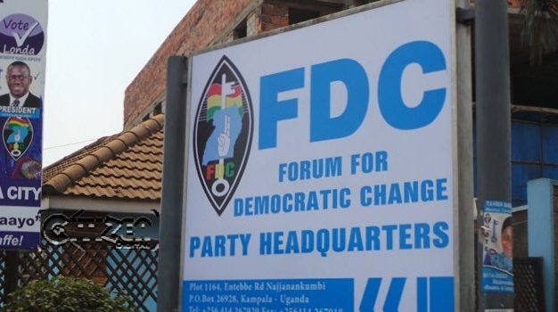 FDC Primaries set to be conducted.