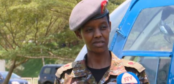 Female Pilot and Trainee killed in UPDF Jet Ranger crash.