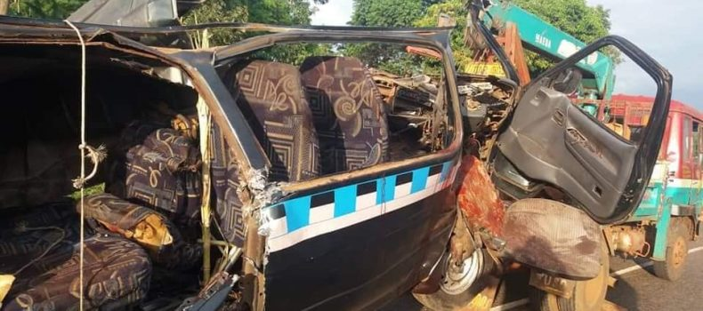 15 perish in Busia -Namayingo Musita highway accident.