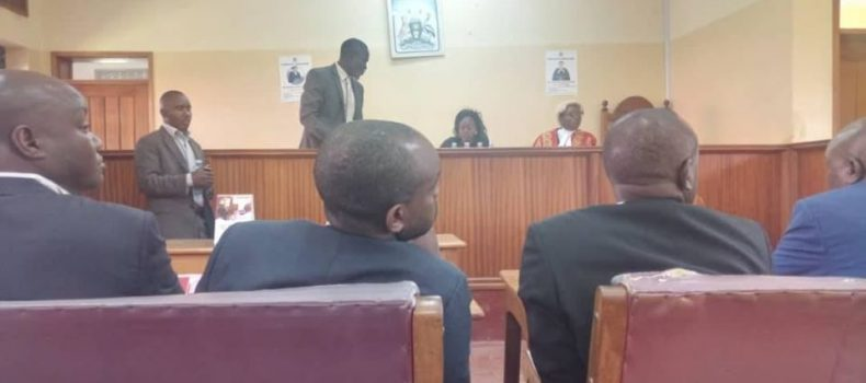 High Court sitting in Bushenyi kicks off a one-month session to dispose off 40 cases ahead of New Principal Judge Flavian Zeija's visit.