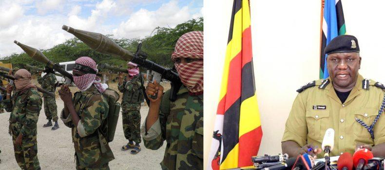 Uganda Police refutes 'Al-Shabaab terror suspect escapes' story.